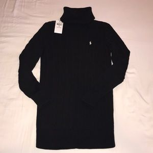 Ralph Lauren Sport Turtleneck Sweater, Size M, NWT